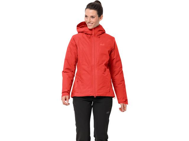 überlegene Materialien Rabatt zum Verkauf Sortenstile von 2019 Jack Wolfskin Argon Storm Jacket Women orange coral
